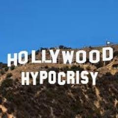 hollywood hypocrisy